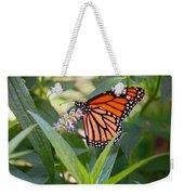 Monarch Butterfly 3 Weekender Tote Bag