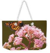 Monarch Butterfly 5 Weekender Tote Bag