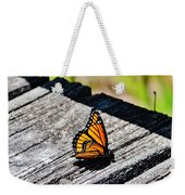 Monarch Butterfly I Weekender Tote Bag