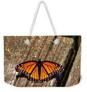 Monarch Butterfly II Weekender Tote Bag