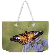 Clipper Butterfly Weekender Tote Bag