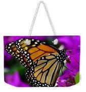 Monarch Dreams Weekender Tote Bag