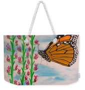Monarch Heaven Weekender Tote Bag