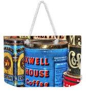 Monarch Maxwell House 761 Weekender Tote Bag