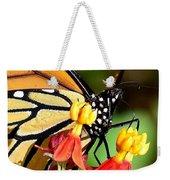 Monarch Pollination 1 Weekender Tote Bag