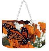 Monarch Series 4 Weekender Tote Bag