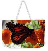 Monarch Series 8 Weekender Tote Bag