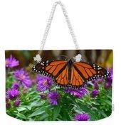 Monarch Spreading Its Wings Weekender Tote Bag