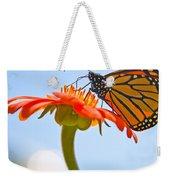 Monarch Working Weekender Tote Bag