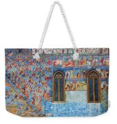 Monastery Angels Weekender Tote Bag