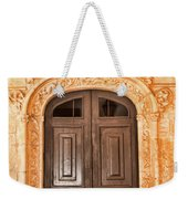 Monastery Of Jeronimos Door Weekender Tote Bag