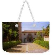Monastery Of Saint Jerome Approach Weekender Tote Bag