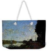 Monet Argenteuil  Weekender Tote Bag