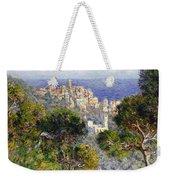 Monet: Bordighera, 1884 Weekender Tote Bag