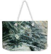 Monet Camille Monet On Her Deathbed Weekender Tote Bag