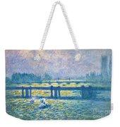Monet: Charing Cross Weekender Tote Bag