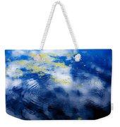 Monet Like Water Weekender Tote Bag