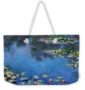 Monet: Waterlilies, 1906 Weekender Tote Bag