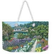 Monet's Garden Giverny Weekender Tote Bag