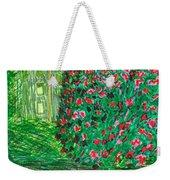 Monet's Parc Monceau Weekender Tote Bag