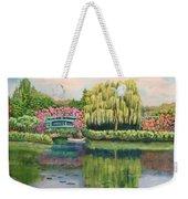 Monet's Summer Garden No.2 Weekender Tote Bag