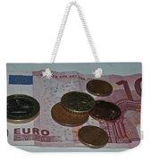 Money Weekender Tote Bag