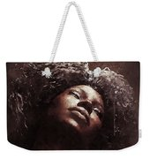 Monique I Weekender Tote Bag