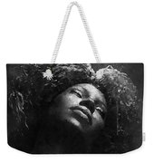 Monique I Bw Weekender Tote Bag