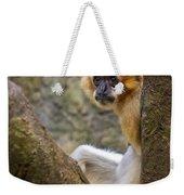 Monkey Chillin Weekender Tote Bag