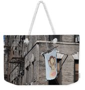 Monkey Flag Weekender Tote Bag