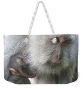 Monkey Mother 3 Weekender Tote Bag