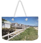 Monmouth Beach - Impressions Weekender Tote Bag