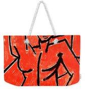 Mono 2 Weekender Tote Bag