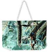 Mono Birch Bark Weekender Tote Bag