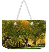 Mono Lake Fall In The Mountains Weekender Tote Bag