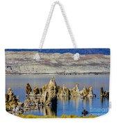 Mono Lake Spires Weekender Tote Bag