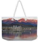 Mono Lake Sunrise 1 Weekender Tote Bag