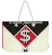Monopoly Weekender Tote Bag