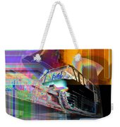 Monorail And Emp Weekender Tote Bag