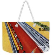 Monorail, C1940 Weekender Tote Bag