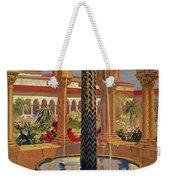 Monreale Palermo 1925 Travel Weekender Tote Bag