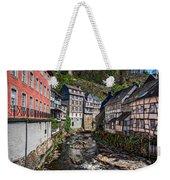 Monschau Village View Weekender Tote Bag