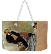 Monsieur And Madame Edouard Manet Weekender Tote Bag