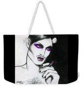 Monsieur-madame Weekender Tote Bag
