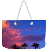 Monsoon Sunset Weekender Tote Bag by James BO  Insogna