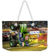 Monster Jam 2 Weekender Tote Bag