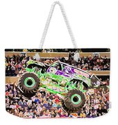 Monster Jam Orlando Fl Weekender Tote Bag