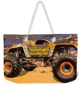 Monster Jam Party In The Pits Weekender Tote Bag