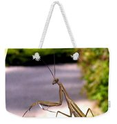 Monster Mantis Weekender Tote Bag