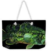 Monster Melon Weekender Tote Bag